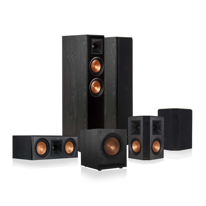 Klipsch Reference Premiere RP-5000 5.1 Ch Home Theater Speaker Package