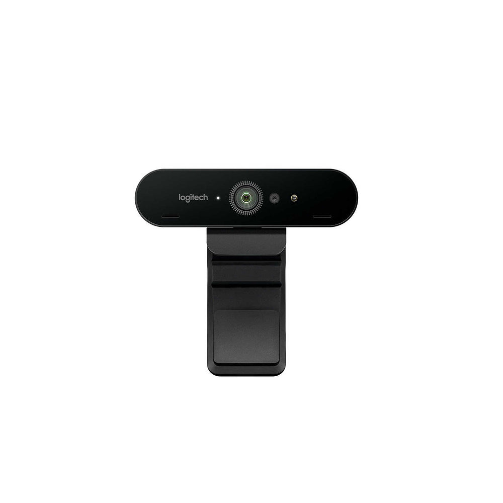 Logitech BRIO 4K Ultra HD Webcam for Video Conferencing, Streaming & Recording
