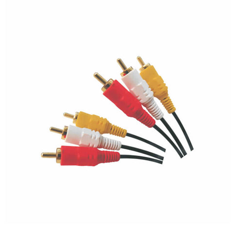MX 3 RCA Plug Patch Cord (733C) -  Ooberpad