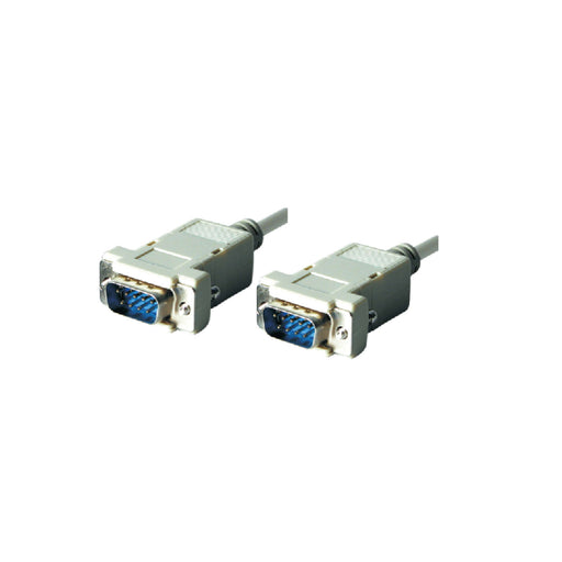 MX HDDB 15P Male TO MX DB 09P Male 9C VGA Patch Cord (2070) -  Ooberpad