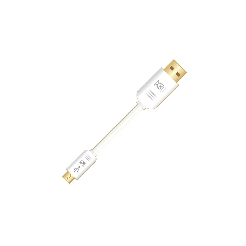 MX USB A Male TO Micro USB 5 Pin Male Patch Cord (3232) -  Ooberpad