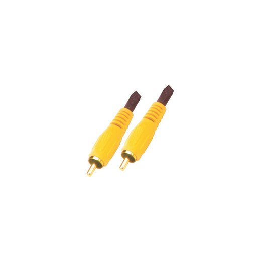 MX 782 RCA CABLE - HEAVY DUTY GOLD PLATED (6 mm) - 1.5 MTR