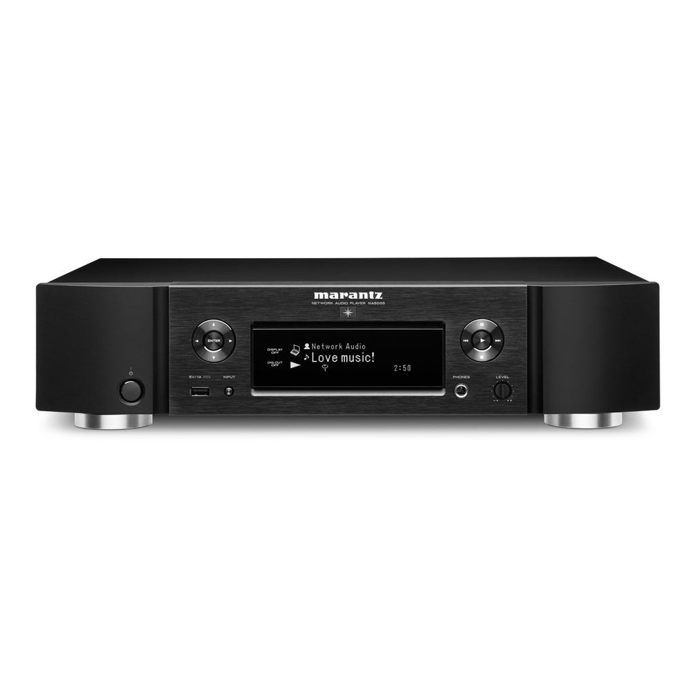Marantz NA8005 Network Audio Player - Front View