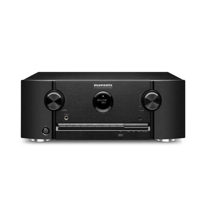 Marantz SR5015 7.2 Ch 8K AV Receiver with 3D Sound and HEOS Built-in - Ooberpad