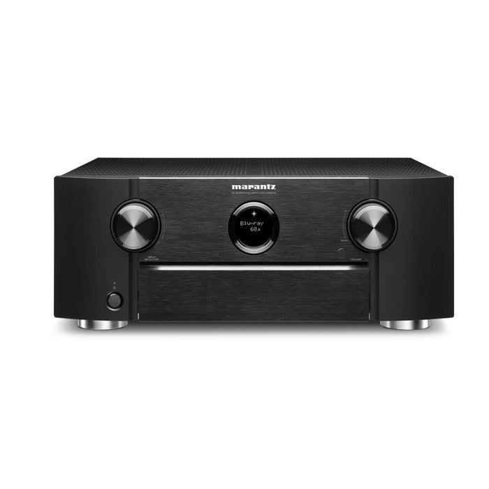 Marantz SR6015 9.2 Ch 8K AV Receiver with 3D Sound and HEOS Built-in - Ooberpad