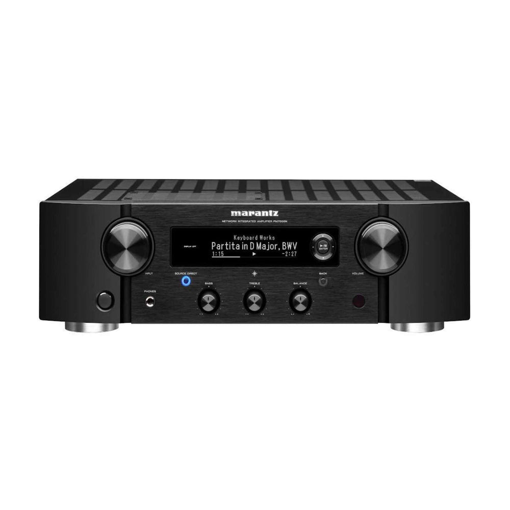 Marantz PM7000N Integrated Stereo Amplifier with HEOS Built-in -  Ooberpad
