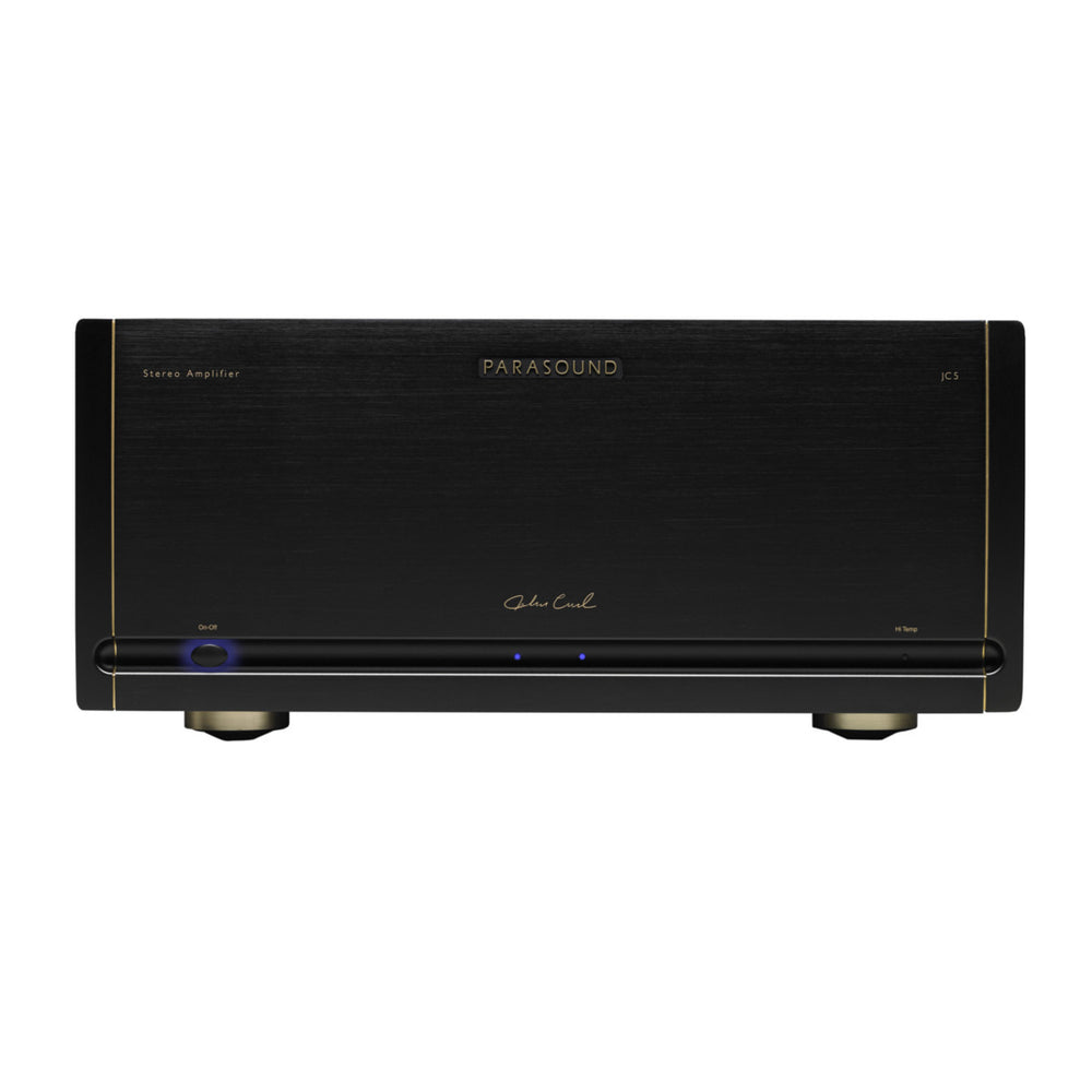 Parasound Halo JC 5 Stereo Power Amplifier - Ooberpad India