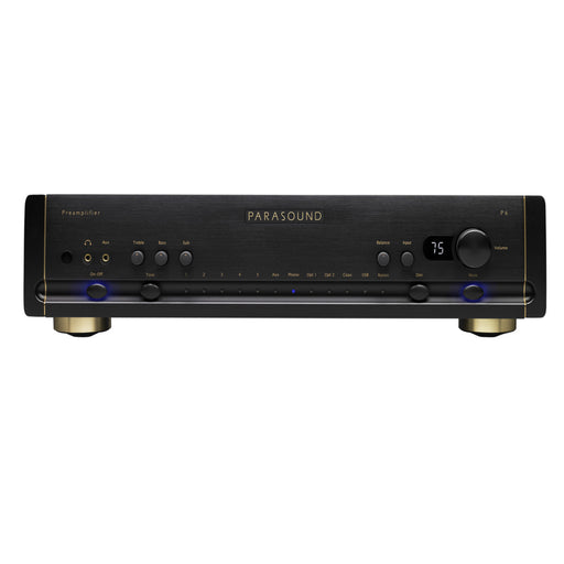Parasound Halo P 6 2.1 Channel Preamplifier & DAC - Ooberpad India