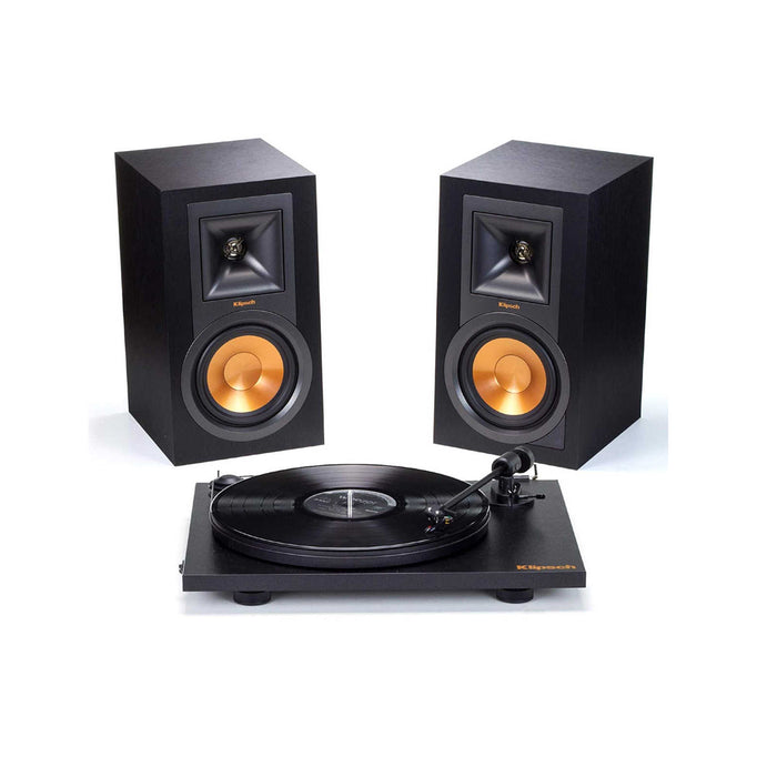 Klipsch R-15PM Powered Turntable System (set)
