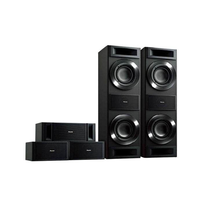Pioneer S-RS88TB Home Theater Speaker Package -  Ooberpad