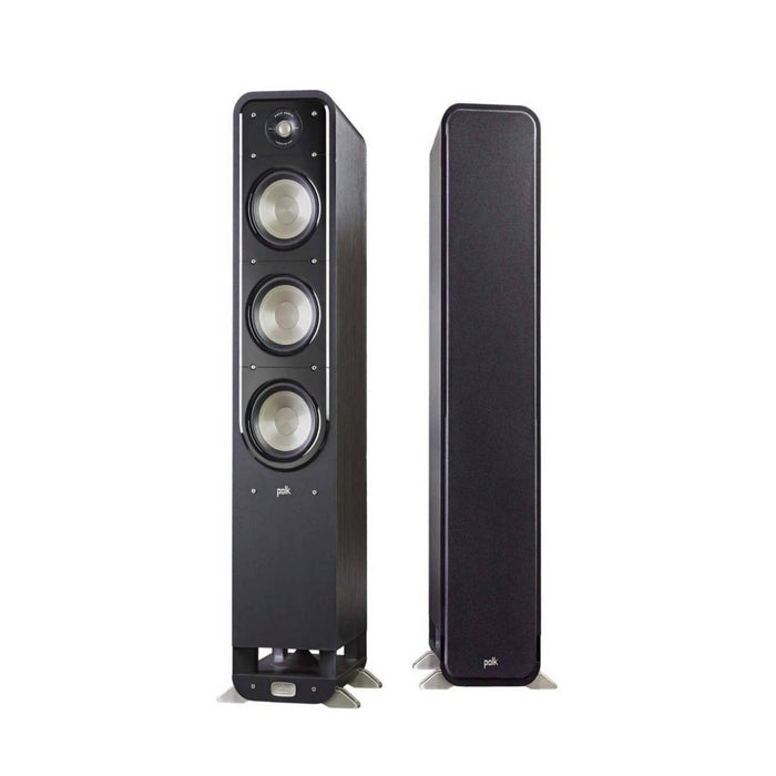 Polk Audio Signature Series 5.1.2 Home Theatre Speaker Package with Polk Audio RC60i In-Ceiling Speaker + Denon AVR-X2600H AV Receiver -  Ooberpad