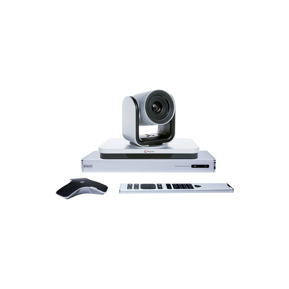 Polycom RealPresence Group 500 Video Conference System -  Ooberpad