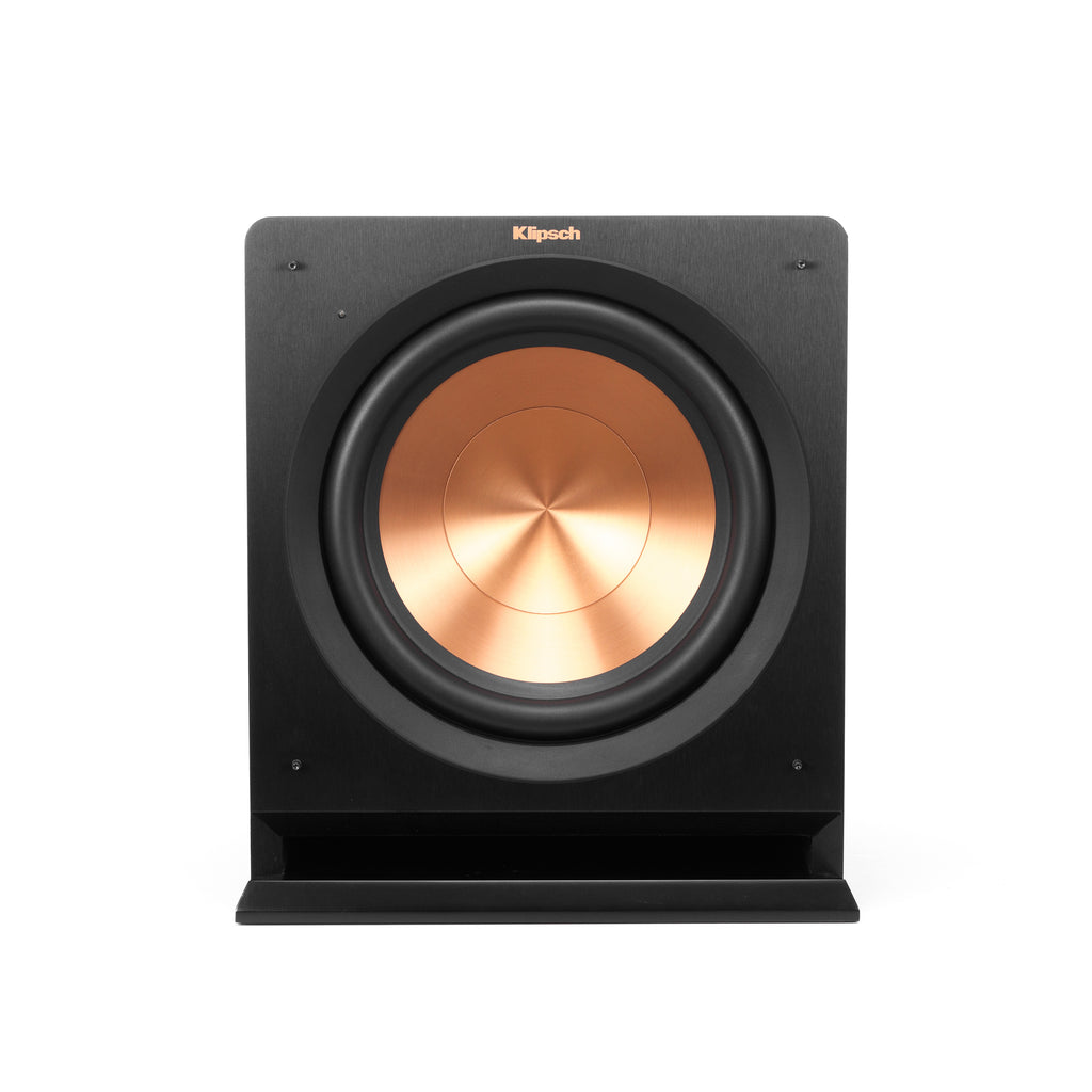 Klipsch Reference R-112SW Powered Subwoofer - Front View