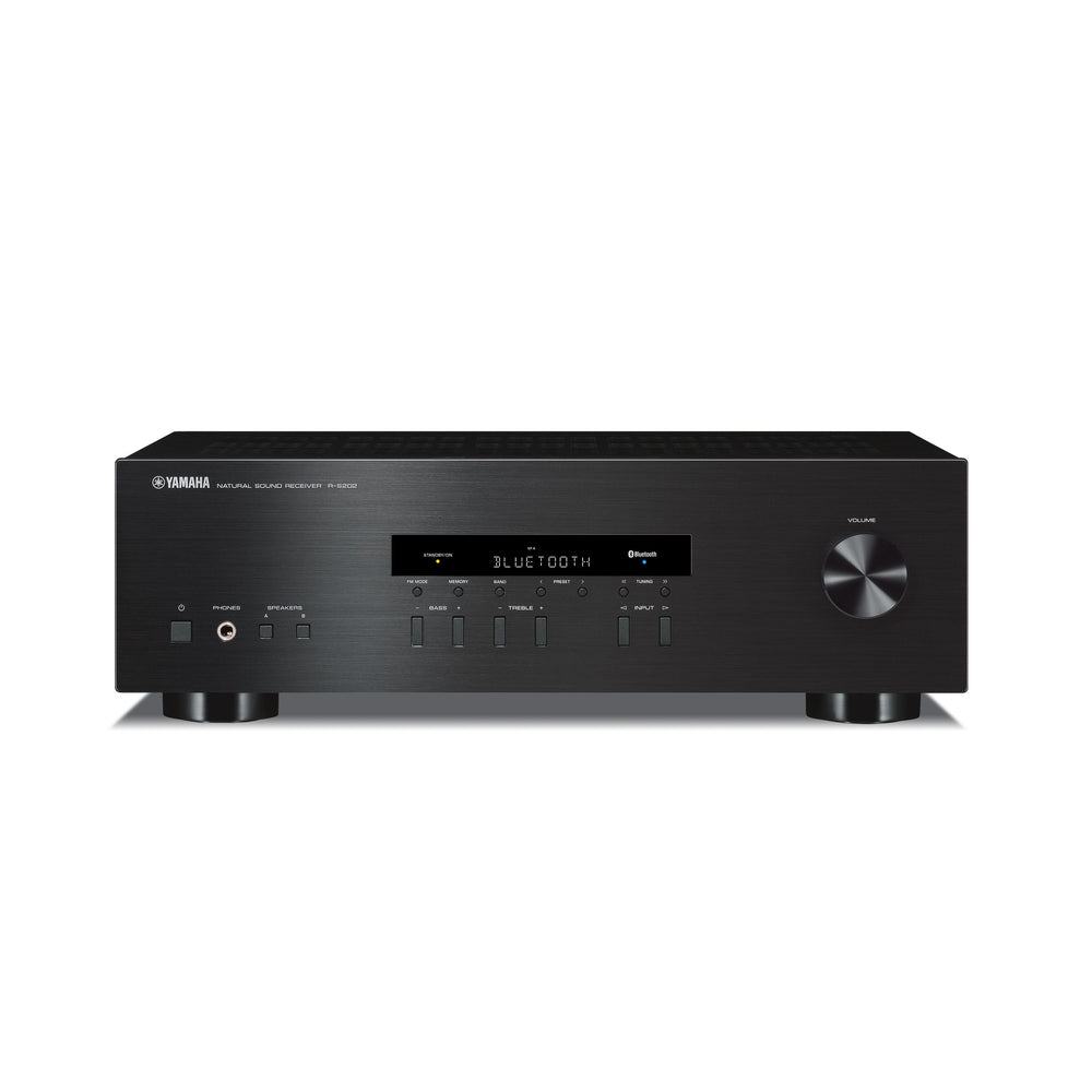 Yamaha R-S202 Stereo Receiver with Bluetooth