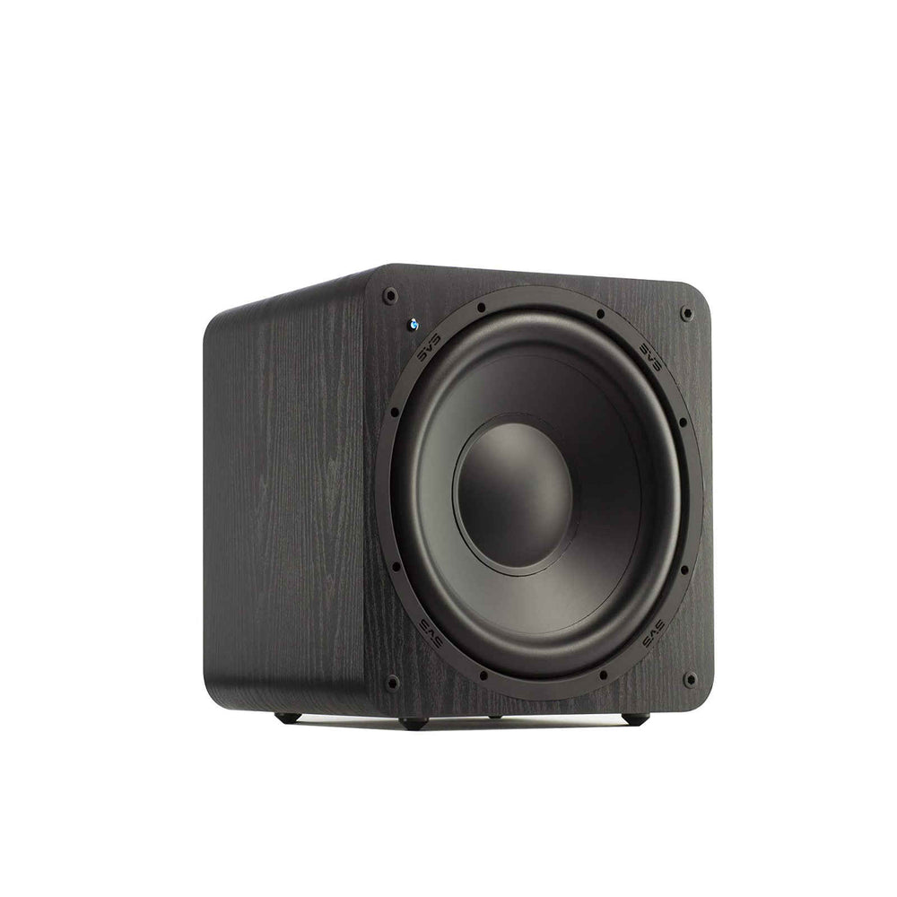 SVS SB-1000 Powered Subwoofer (Black Ash) -  Ooberpad