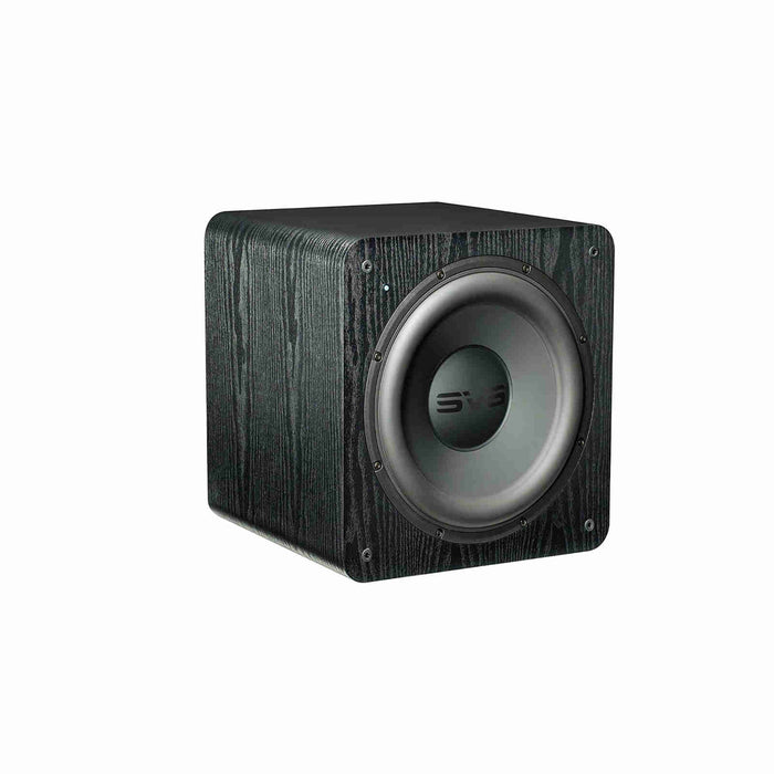 SVS SB-2000 Powered Subwoofer (Black Ash) -  Ooberpad