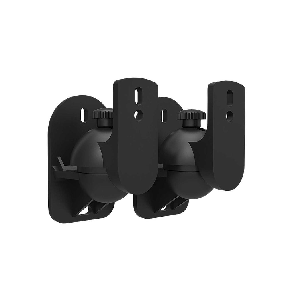 Techly ICA-SP SS28 Pair Speakers Wall Brackets Universal Adjustable -  Ooberpad