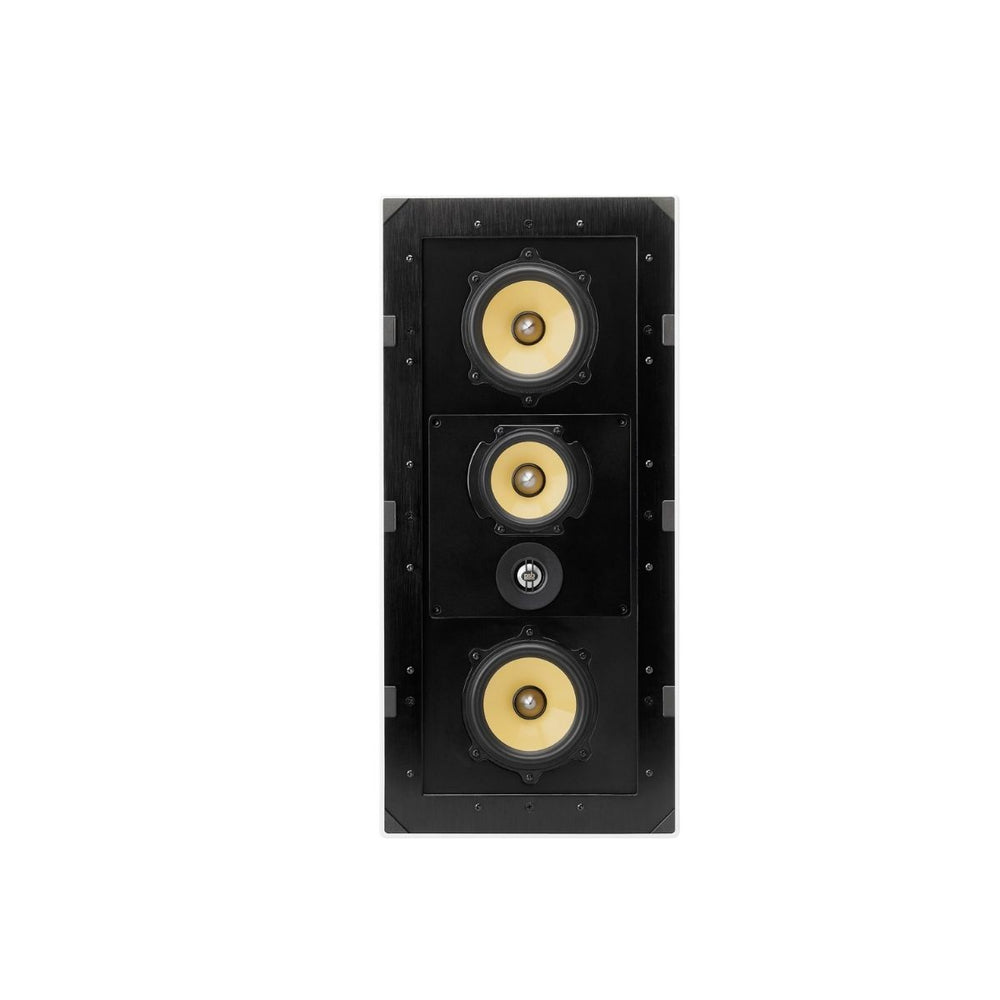 PSB CS W-LCR 2 Three-way In-Wall Speaker  - Front View