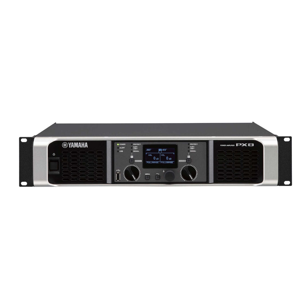 Yamaha PX8 Power Amplifier - Ooberpad