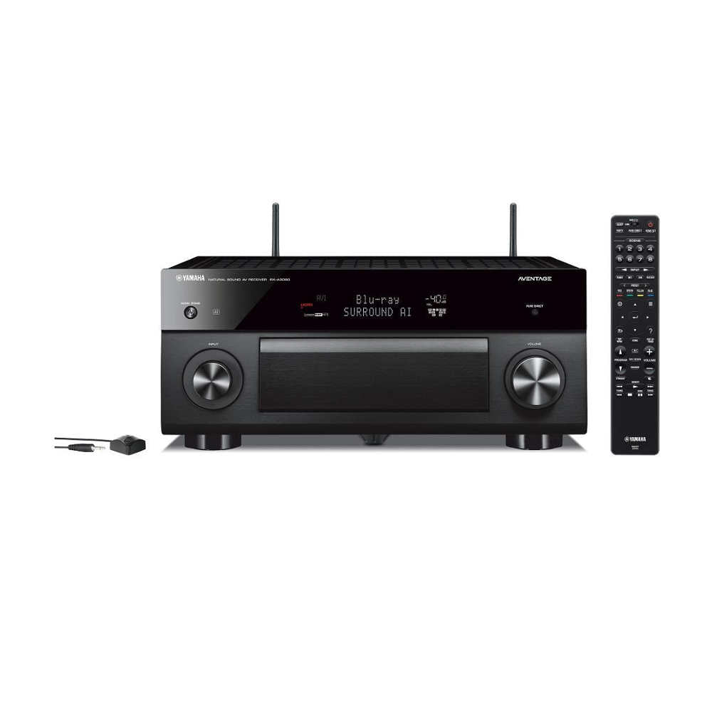 Yamaha AVENTAGE RX-A3080 9.2 Channel AV Receiver with Surround:AI -  Ooberpad