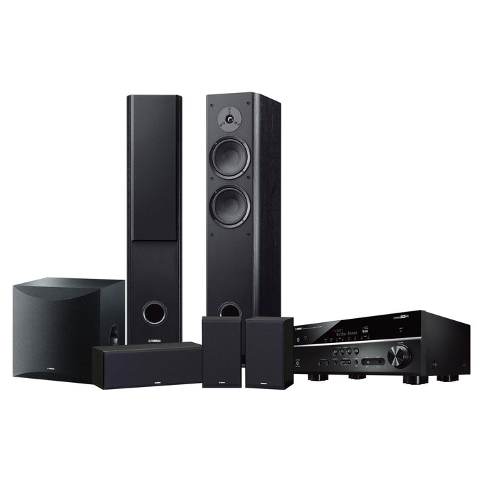Yamaha NS-160 5.1 Channel Home Theater System -  Ooberpad