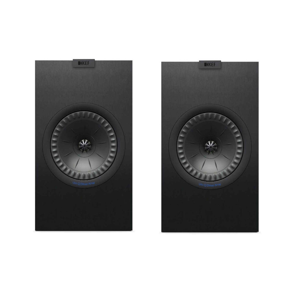 "KEF Q350 6.5"" 2-Way Bookshelf Speaker (Pair)"