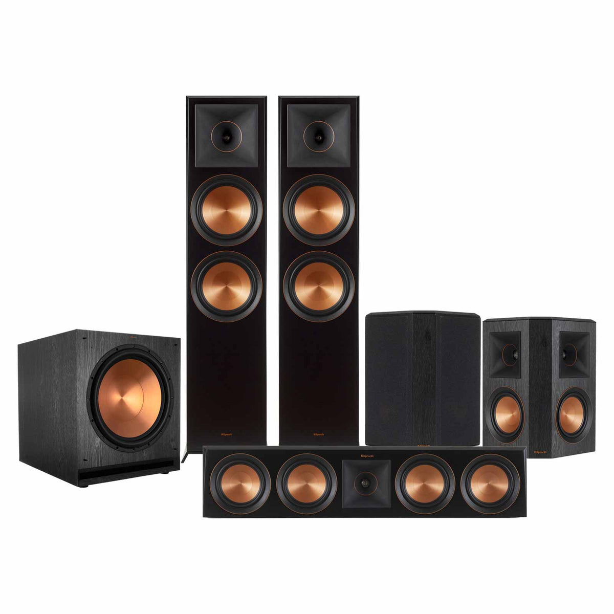 Buy Klipsch Reference Premiere Rp 8000 5 1 Ch Home Theater