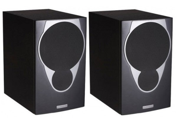 Mission MX2 Bookshelf Speaker (Pair) - Black -  Ooberpad