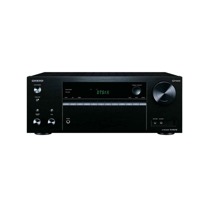 Onkyo TX-NR575E 7.2 Channel Dolby Atmos Network AV Receiver -  Ooberpad