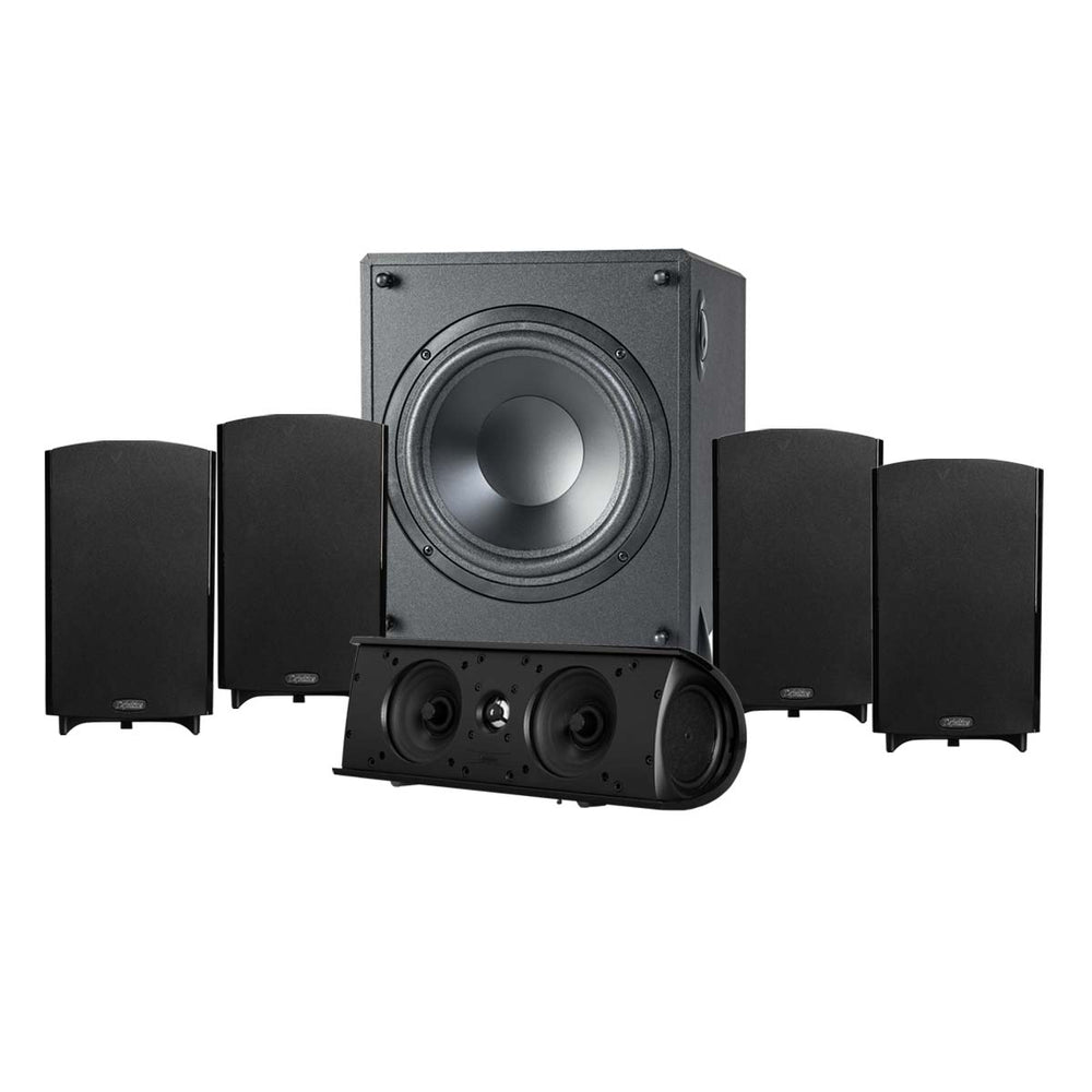 Definitive Technology ProCinema 1000 5.1 Channel Home Theater Speaker Package -  Ooberpad
