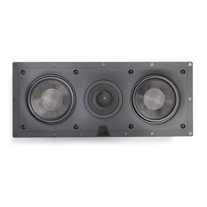 "Elac Debut IW-DC51-W 5.25"" In-Wall Center Home Theater Speaker (Each) -  Ooberpad"
