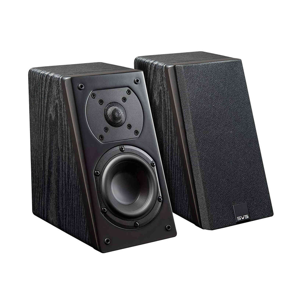SVS Prime Elevation Speaker (Pair) - Black Ash -  Ooberpad