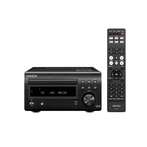 Denon RCD-M41DAB HiFi CD Receiver with Bluetooth (RCDM41)(Silver) -  Ooberpad India