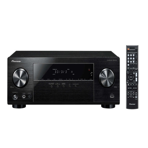 Pioneer VSX-531-B 5.1-Ch AV Receiver with Built-in Bluetooth -  Ooberpad