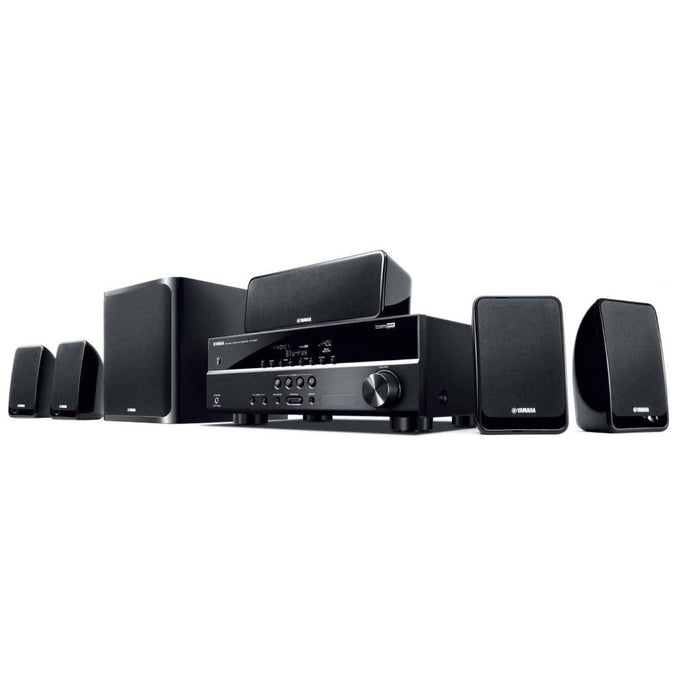Yamaha YHT-1840 5.1 Ch Home Theater System with Active Subwoofer