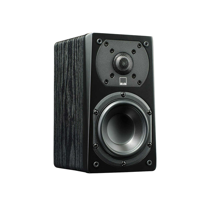 SVS Prime Satellite Speaker (Each) - Black Ash -  Ooberpad