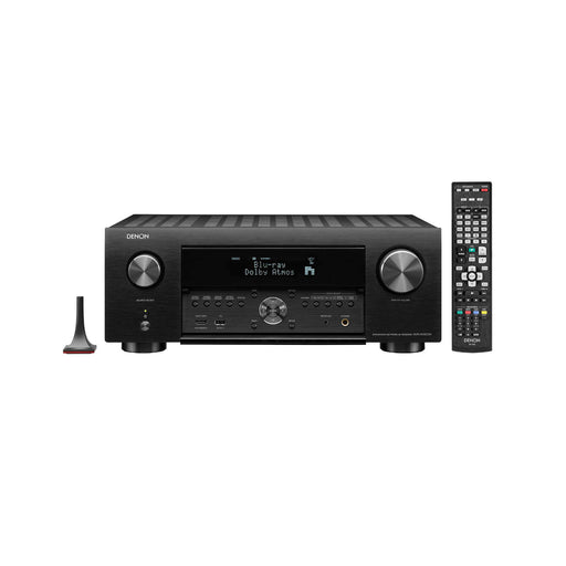Denon AVR-X4500H 9.2 Channel 4K AV Receiver with Amazon Alexa Voice Control -  Ooberpad