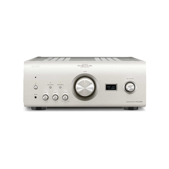 Denon PMA-2500NE Integrated Amplifier - Front View -  Ooberpad India