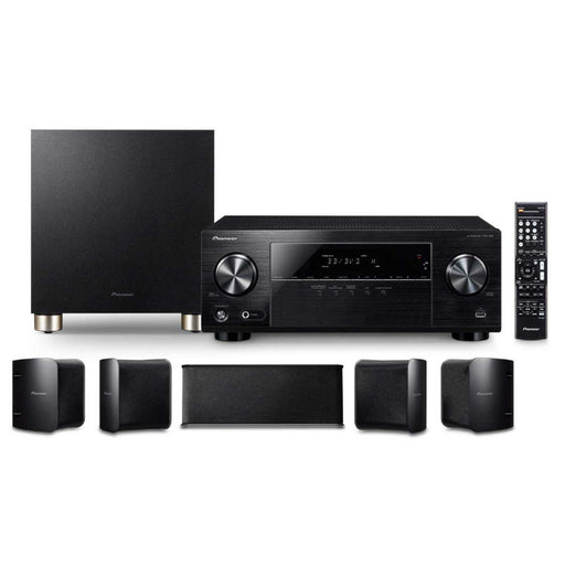 Pioneer HTP-074 5.1 Channel Home Theater Package