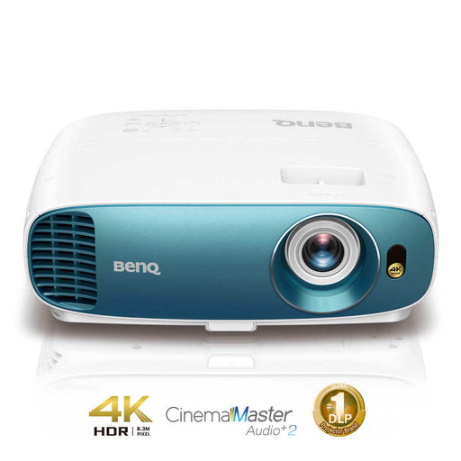 BenQ TK800 4K HDR,3000lm Home Theater Projector for Sports Fans -  Ooberpad