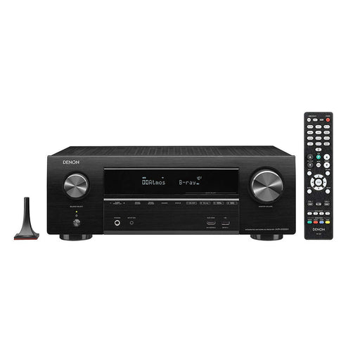 Denon AVR X 1500H 7.2 CH. AV Receiver with Amazon Alexa Voice Control