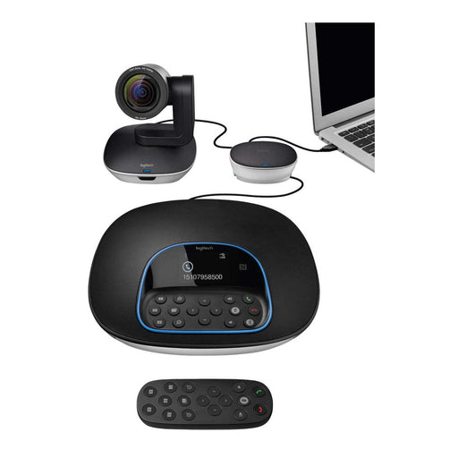 Logitech GROUP Video Conferencing System -  Ooberpad