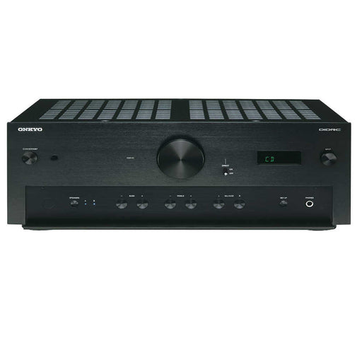Onkyo A-9070 Integrated Stereo Amplifier -  Front View