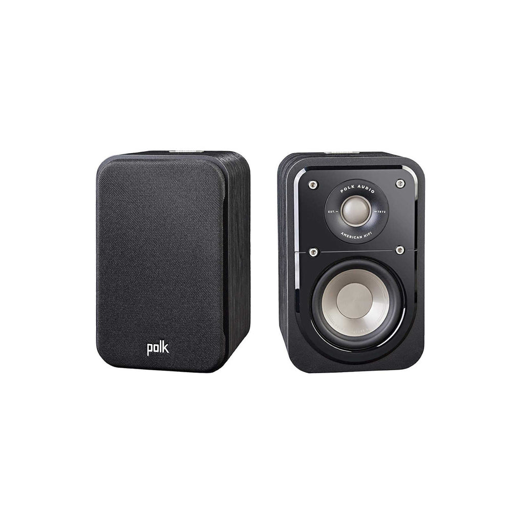 Polk Audio Signature S10 Compact Surround Speaker (Pair)