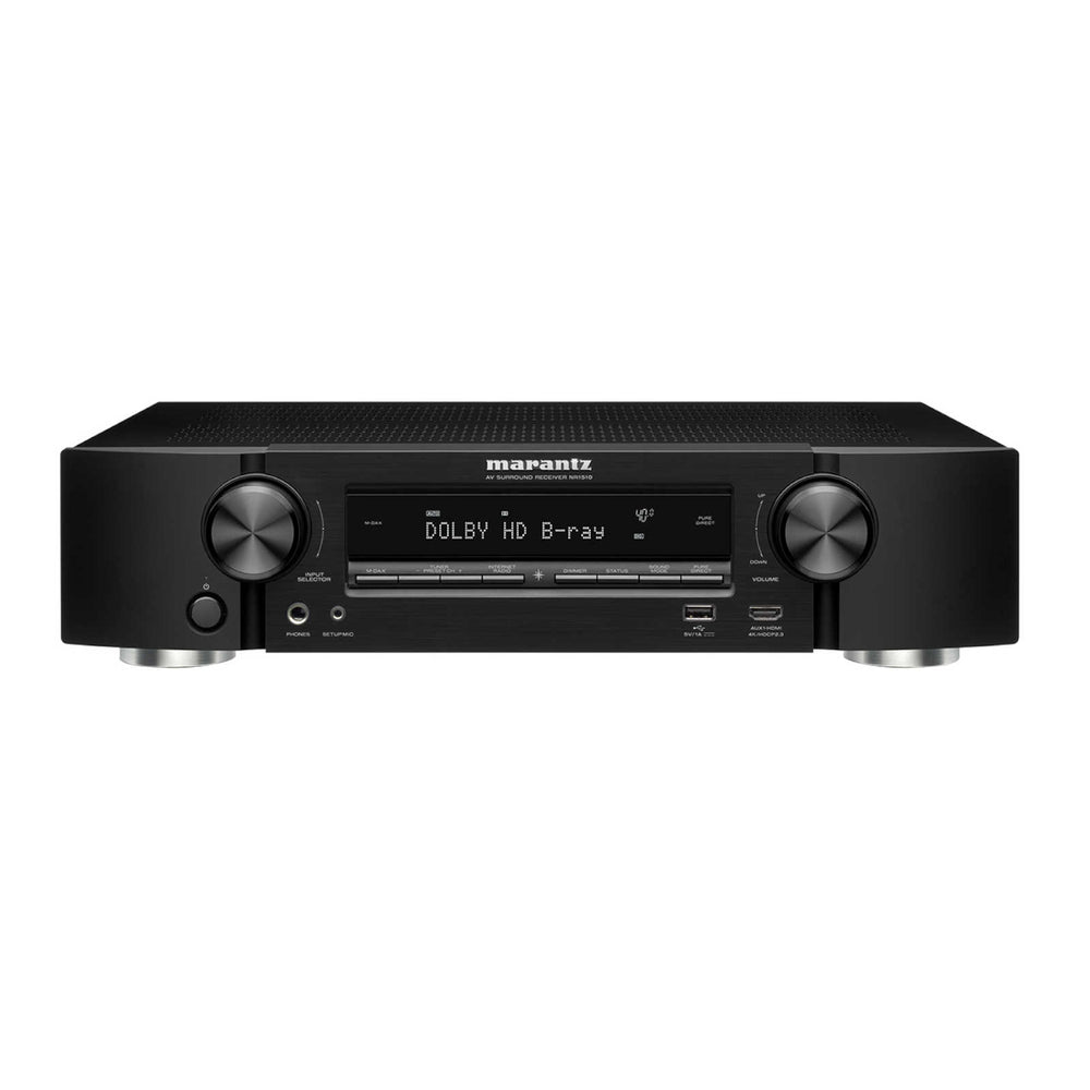 Marantz NR1510 5.2 Channel Slim AV Receiver -  Ooberpad