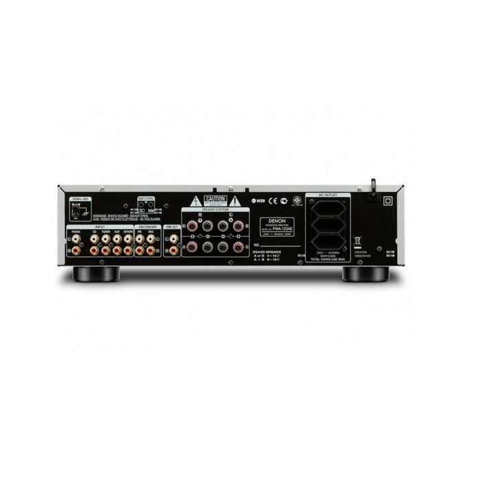 Denon PMA-720AE 2x 85W Integrated Amplifier -  Ooberpad