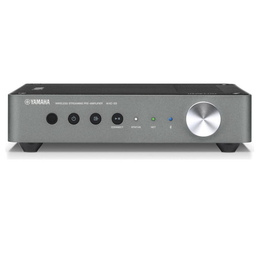 Yamaha WXC-50 MusicCast Wireless Streaming Preamplifier - Front View