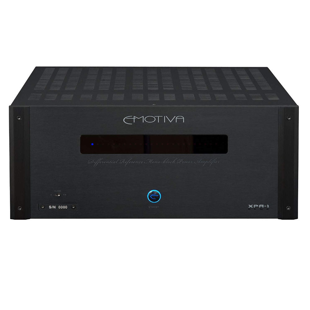 Emotiva XPA-1 Gen2 Monoblock Power Amplifier -  Ooberpad