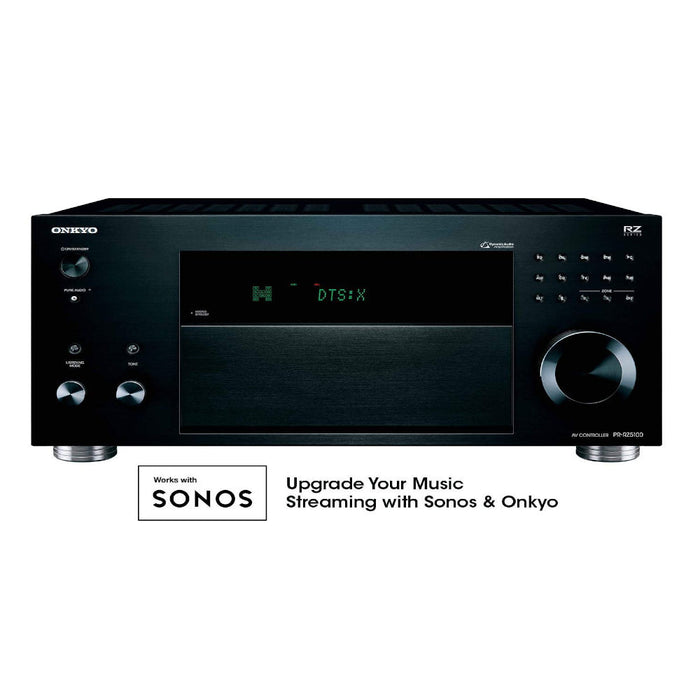 Onkyo PR-RZ5100 THX-Certified 11.2 Channel Network Pre-Amplifier -  Ooberpad