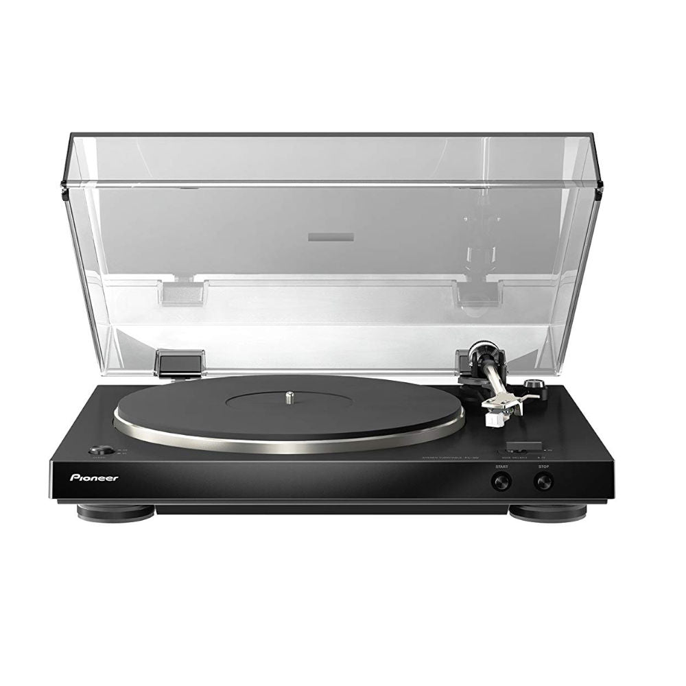 Pioneer PL-30-K Audiophile Stereo Turntable with Built-in Phono Equalizer -  Ooberpad